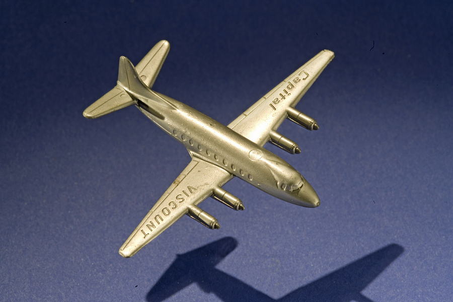 Model, Vickers Viscount