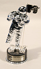 thumbnail for Image 2 - Award, Statue, MTV Video Music Awards, blank
