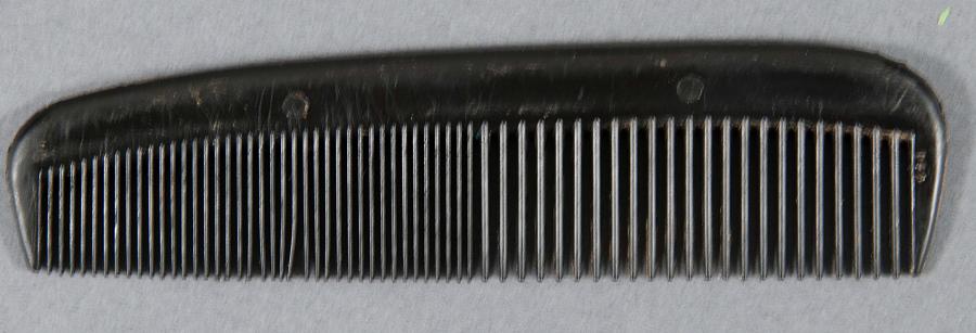 Comb, Plastic, R.K. Gilbert