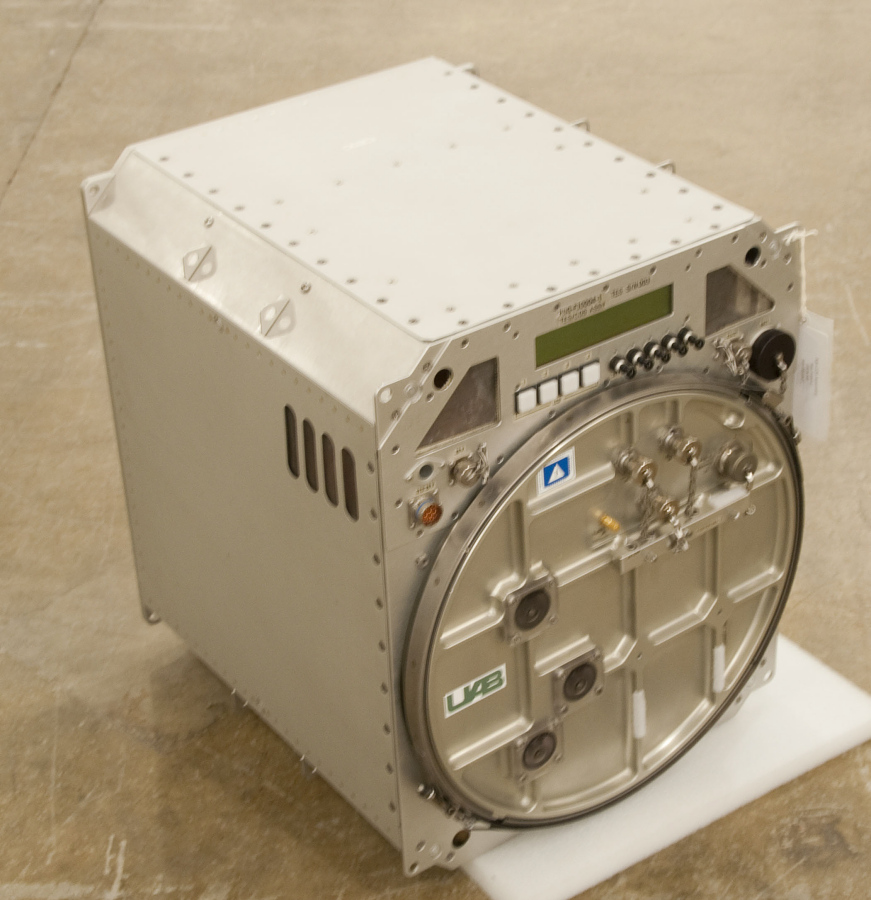 TES-COS Unit, Protein Crystal Growth Experiment Apparatus, Shuttle