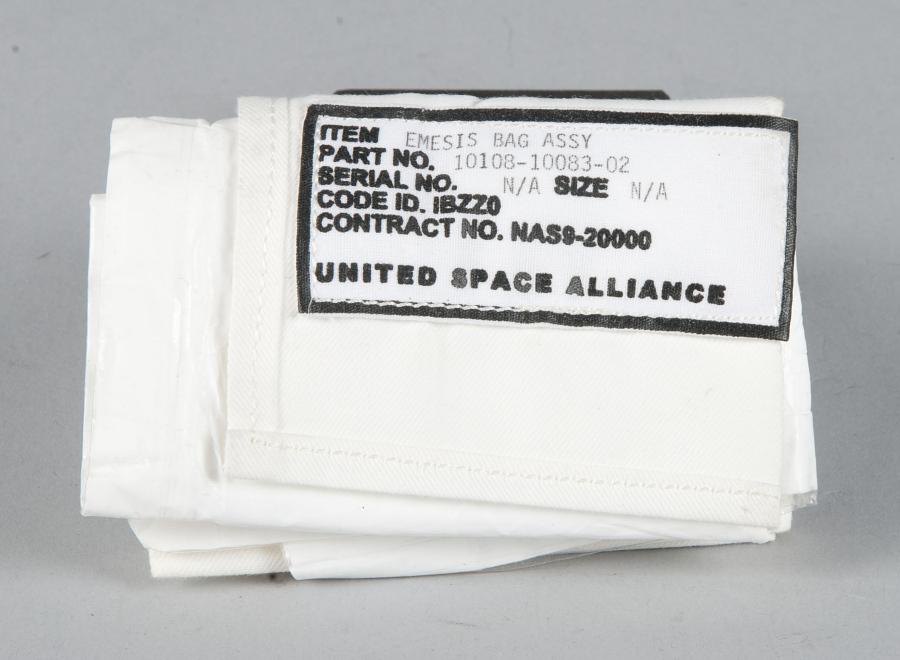 Bag, Emesis, Shuttle
