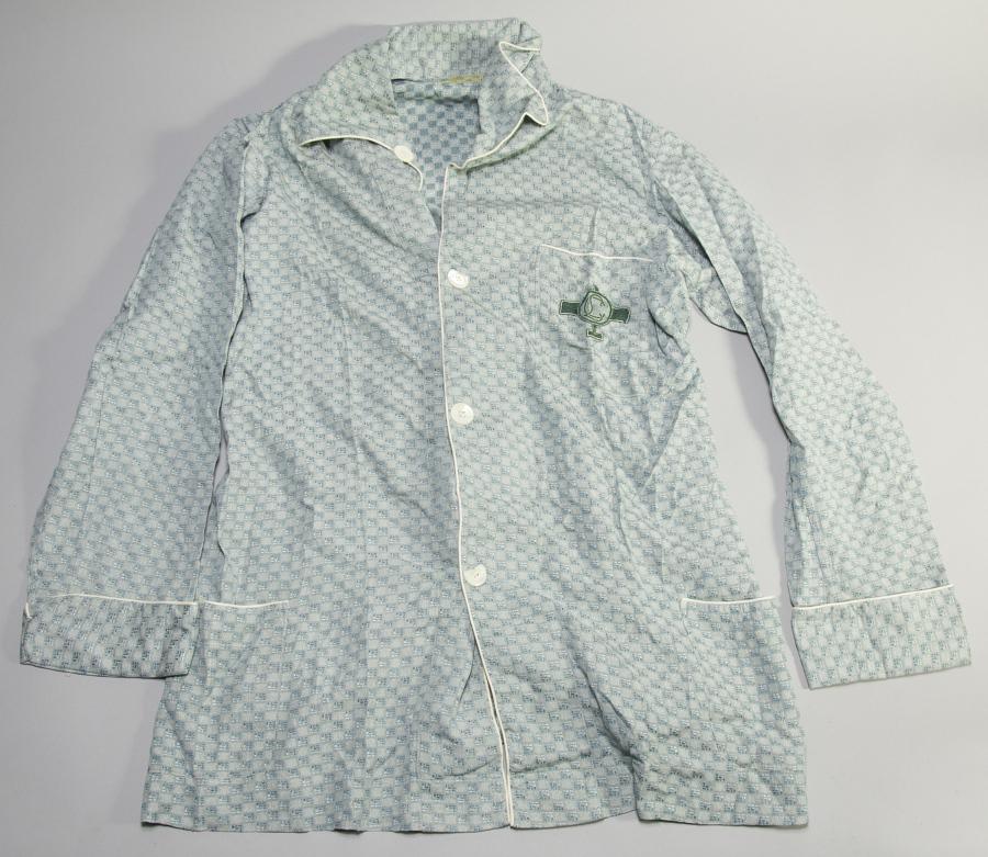 Shirt, Pajamas, Charles Lindbergh