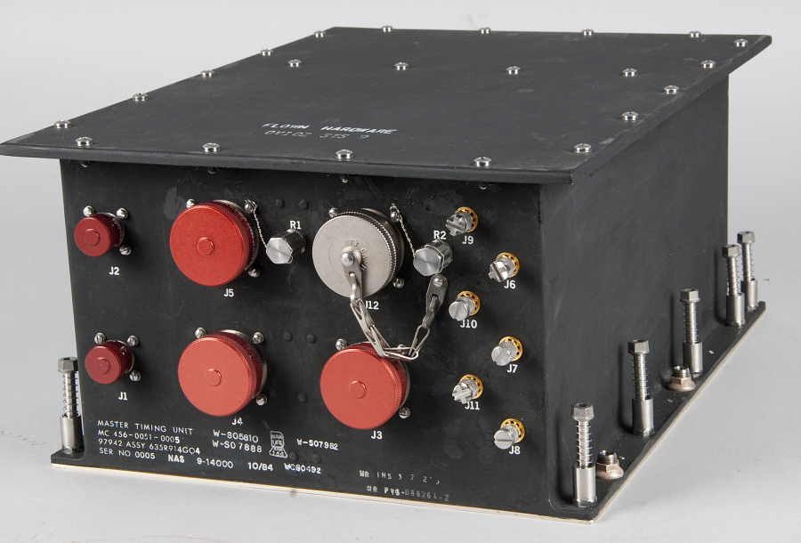 Master Timing Unit, Space Shuttle