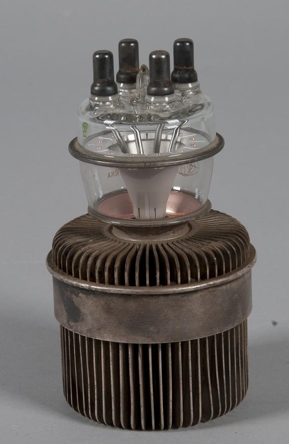 Vacuum Tube, Space Surveillance Fence
