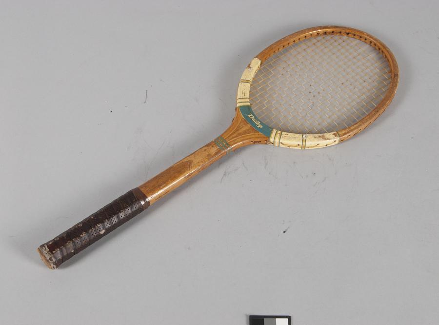 Tennis Racquet, Sally Ride