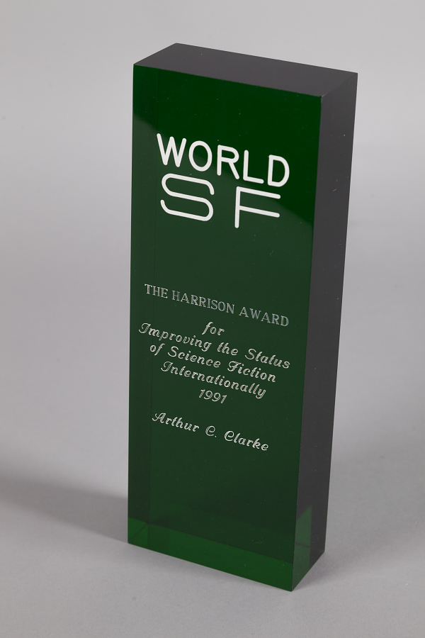 Award, World SF, Arthur C. Clarke