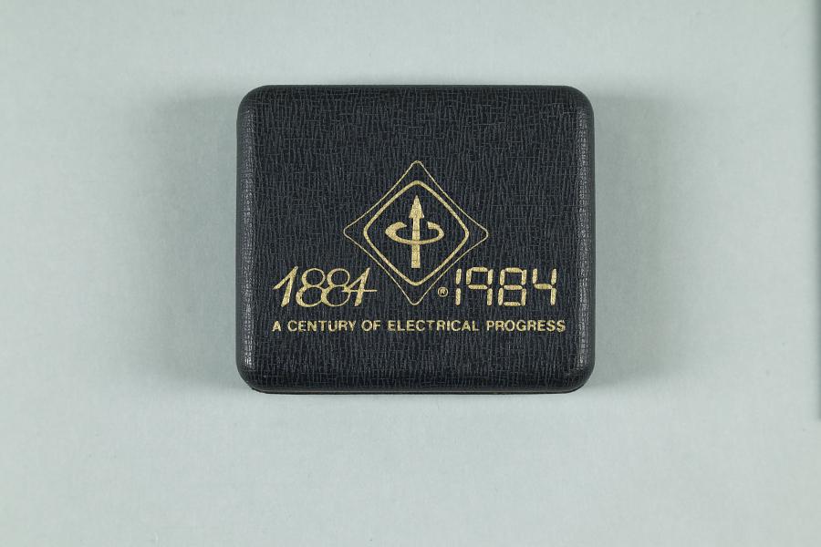 Medallion, IEEE 100th Anniversary, Arthur C. Clarke