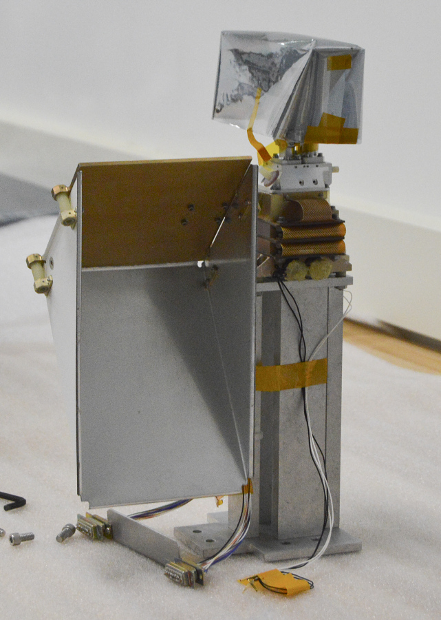 Camera, Wide Angle, LROC