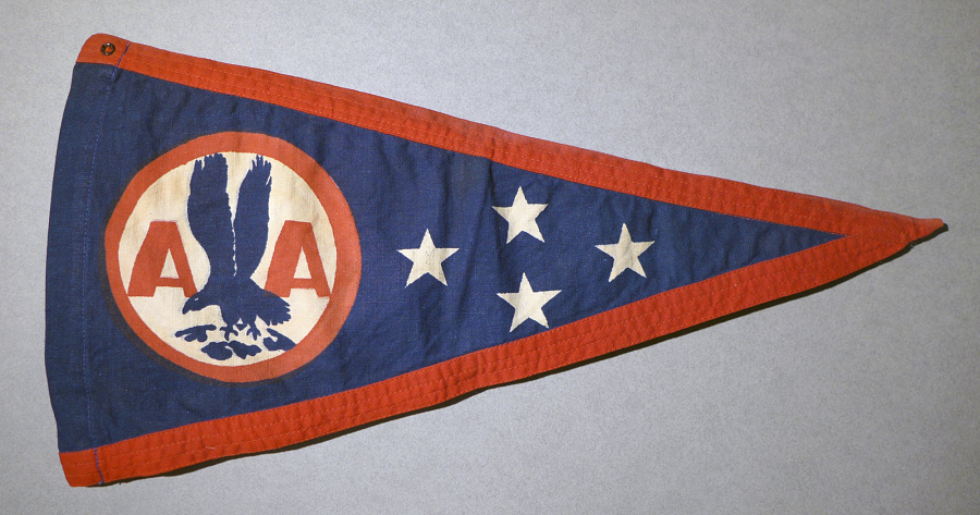 Pennant, American Airlines