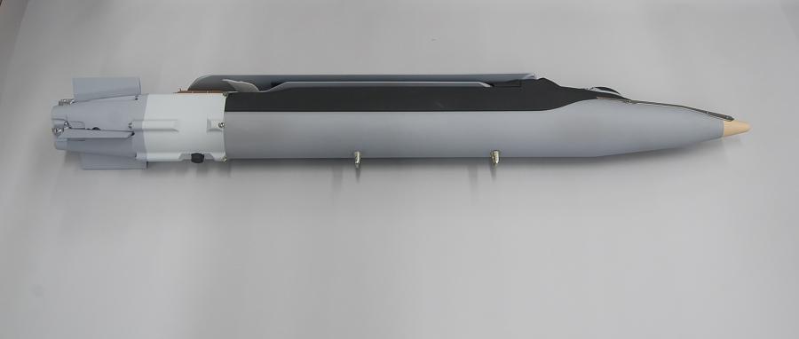 Model, GBU-39 Small Diameter Bomb, Fiberglass