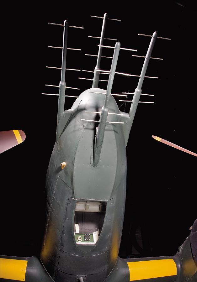 Nakajima J1N1-S Gekko (Moonlight) IRVING