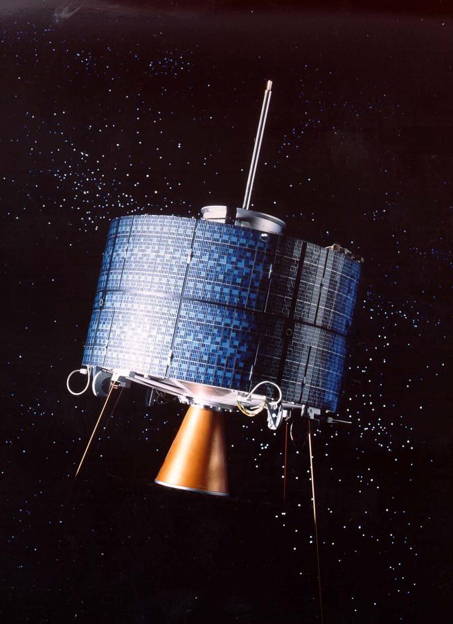 TIROS Meteorological Satellite