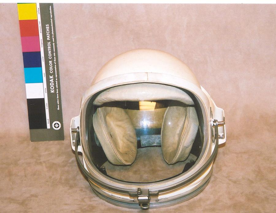 Helmet, G4-C, McDivitt, Gemini 4