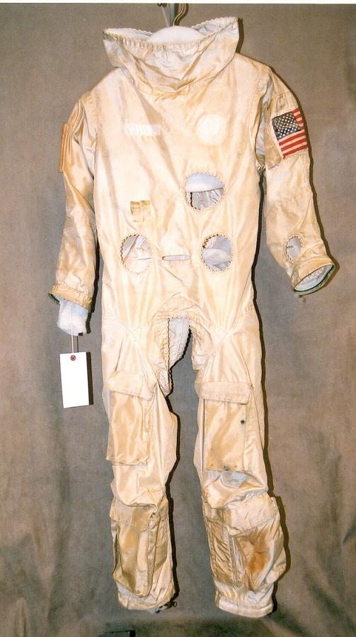 Coverlayer, McDivitt, Gemini 4