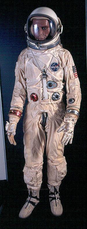 Pressure Suit, G4-C, Lovell, Gemini 12, Flown