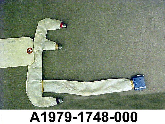 Assembly, Bio-Harness, Aldrin, Apollo 11