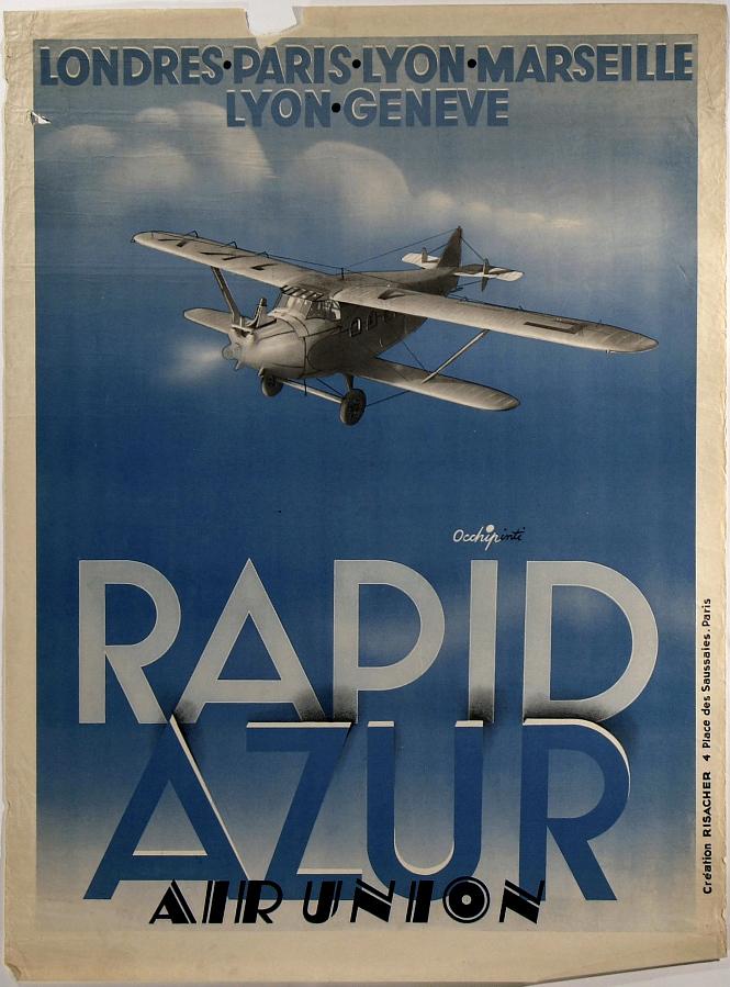 Air Union: Rapid Azur