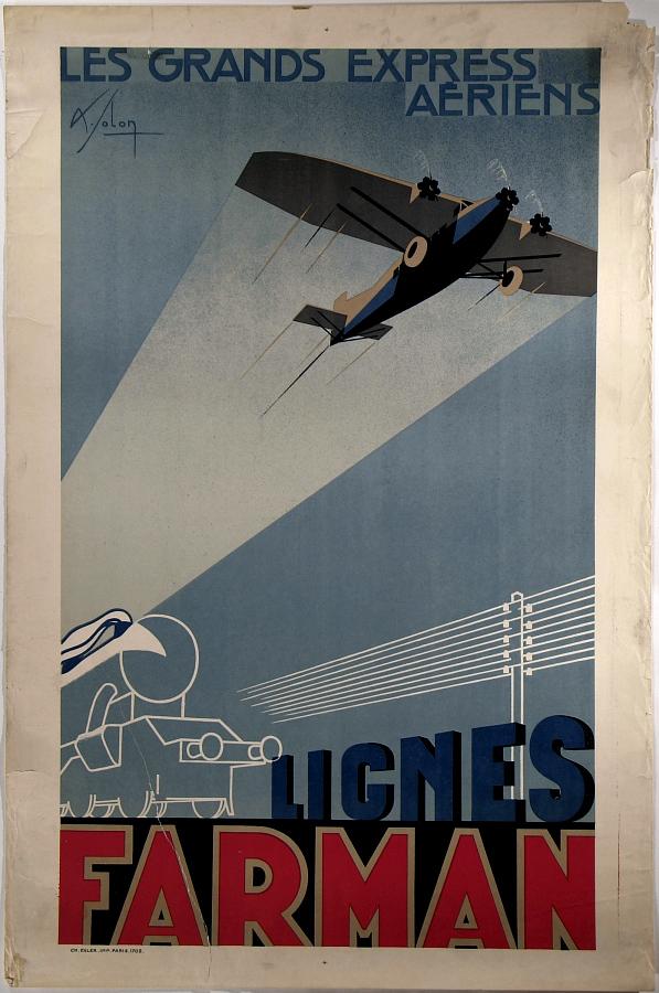 Lignes Farman: Les Grandes Express Aeriens