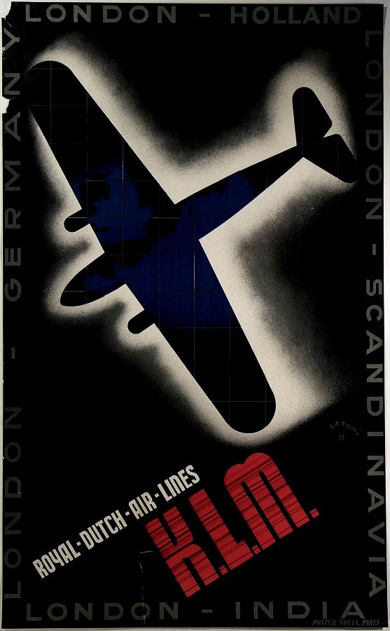 Royal-Dutch-Airlines K.L.M.