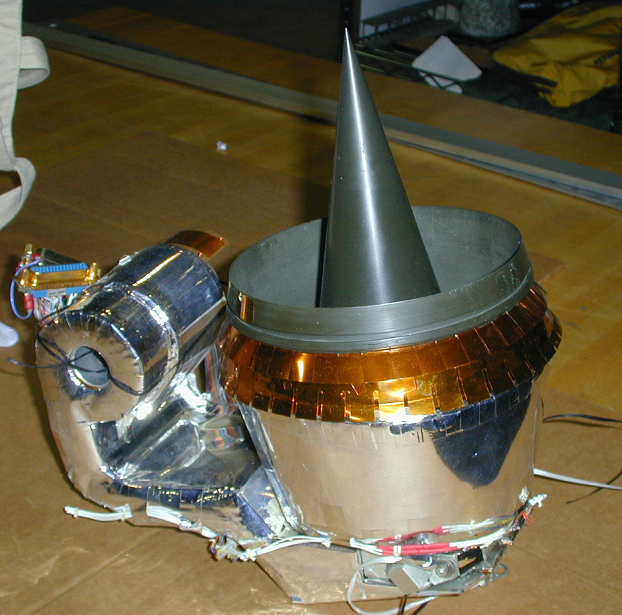 Satellite, COBE, FIRAS, External Calibrator