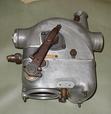 Maybach Engine Carburetor