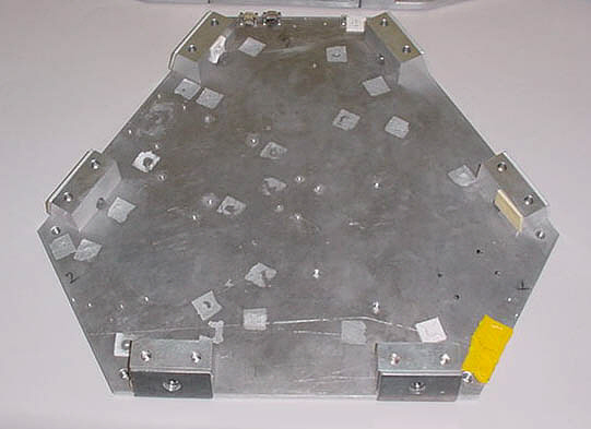 Miscellaneous Parts, Model, Mars Pathfinder Descent Vehicle