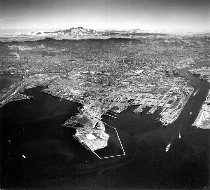 Port of Oakland, 1968