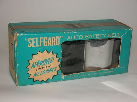 Selfgard Aftermarket Safety Belt