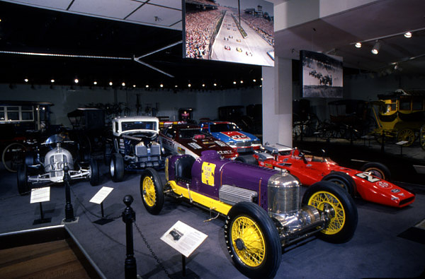 "Miller ""91"" Packard Cable Special Race Car"