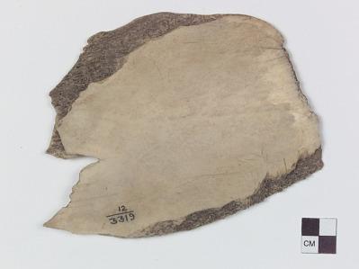 Hoe blade part/fragment