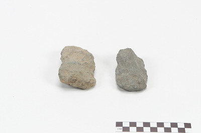 Bifacial tool/projectile point (unfinished)