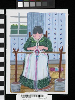 Cherokee Finger Weaver