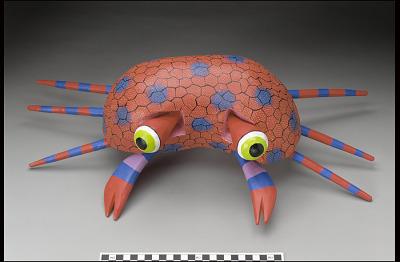 Crab figure