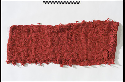 Sling worn during Cara Grande dances