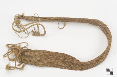 Backstrap loom part/fragment