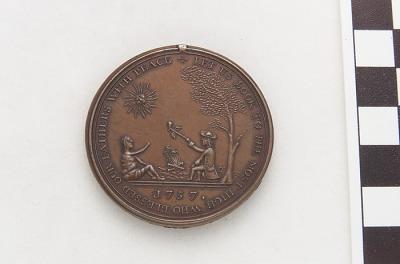 George II peace medal