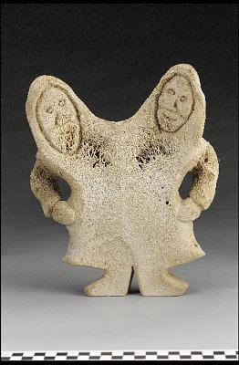 Two-Headed Figure