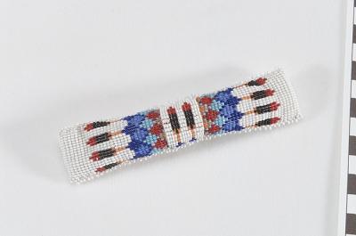Clip-on necktie