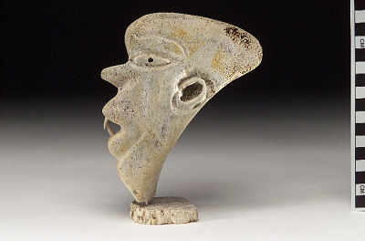 Head with Tusks