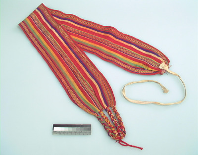Man's sash/belt