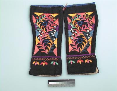 Woman's sleeves