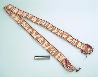 Woman's sash/belt