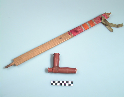 Pipe bowl and pipestem