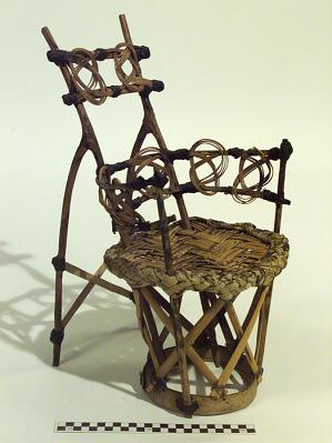 Shaman's chair