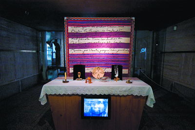 Chapel for Pablo Tac