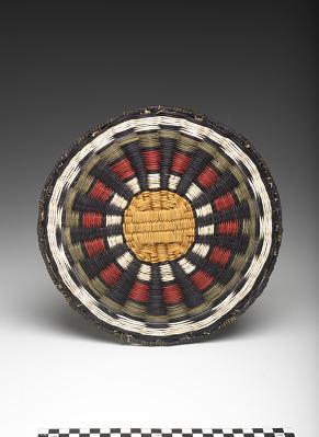 Basket plaque