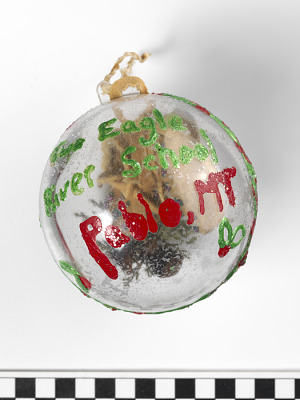 Christmas/holiday ornament