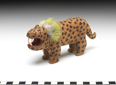 Jaguar figure