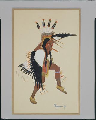 Eagle dancer