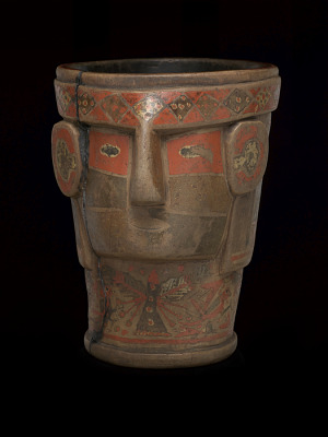 Ceremonial drinking cup